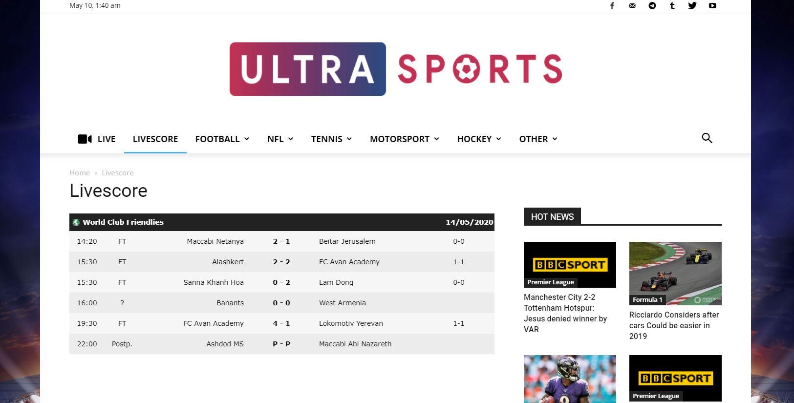 Ultrasports.TV